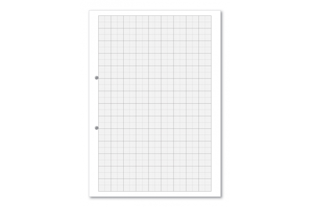 Pk 500 Exercise Paper A4 Graph Paper 2 10 20mm 2h