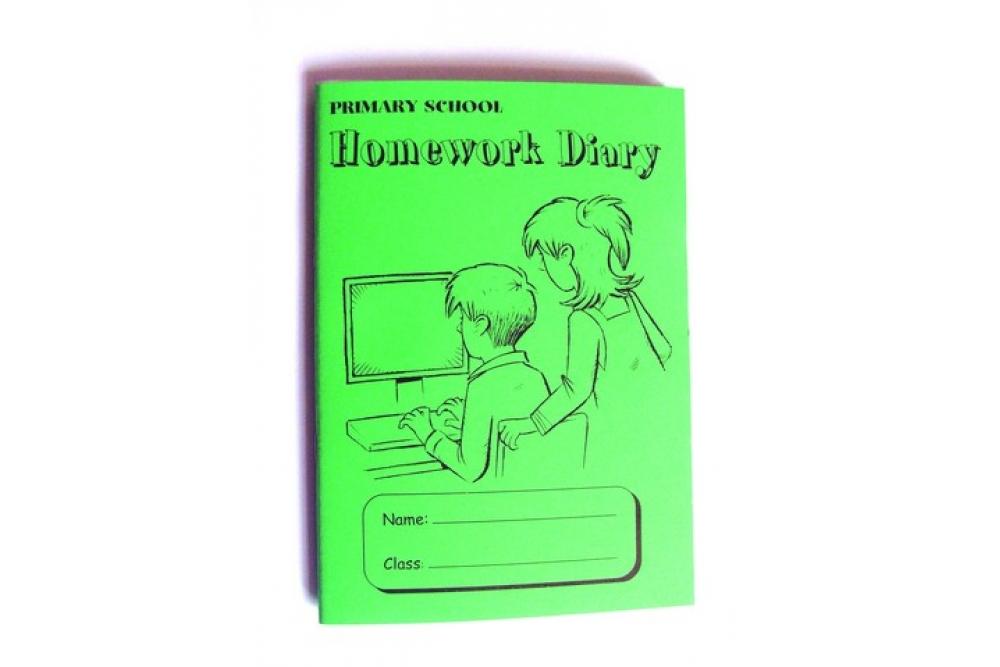 School HomeWork Diary Primary KS  KS  Home Teaching Motivational     Tonacliffe Primary School Personalised Primary School Homework Diaries img